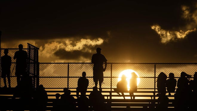 The School District of Palm Beach County cancel sporting events for two weeks, starting Monday.