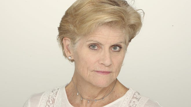 Palm Beach Post reporter Christine Stapleton.