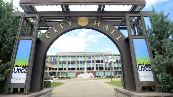 The Utica Common Council gave a negative declaration on a downtown parking project under the State Environmental Quality Review Act on Wednesday, Sept. 3, 2020.