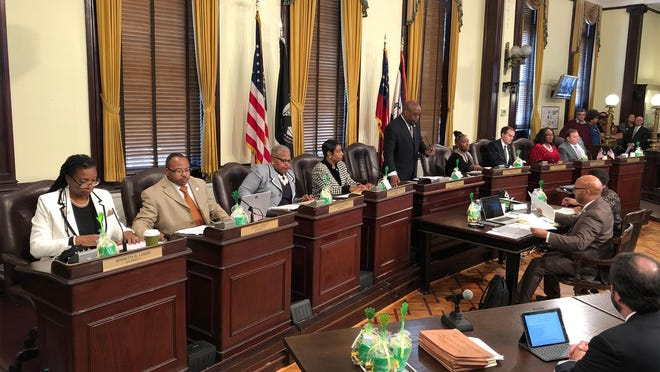 Savannah City Council members have been in their posts sioce January.