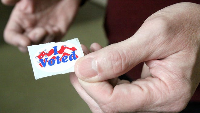Early voting numbers are up in Stephenson County.