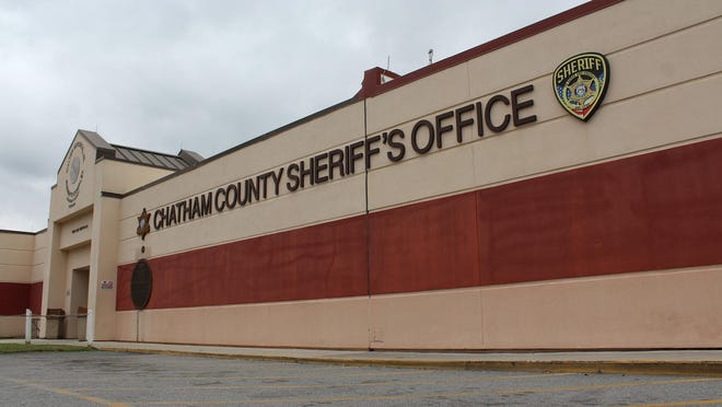 The Chatham County Sheriff's Office.
