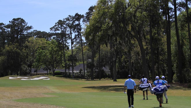 The Deer Creek Course at The Landings Club on March 29, 2018.