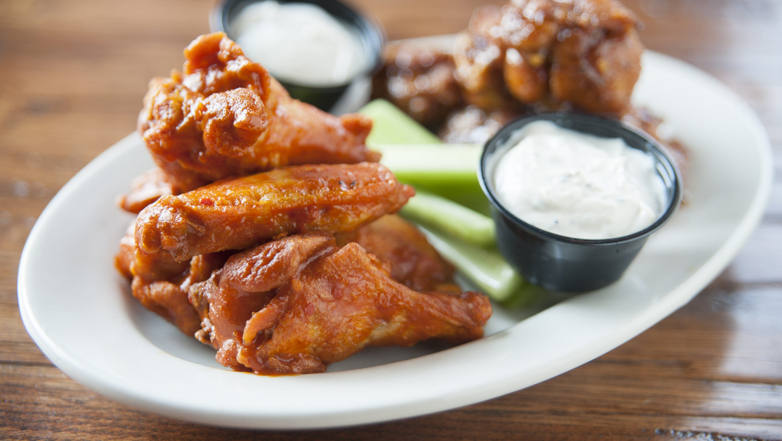 Wild Wing Cafe Review