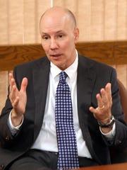 Greg Ebel, consulting director Deaconess Associations