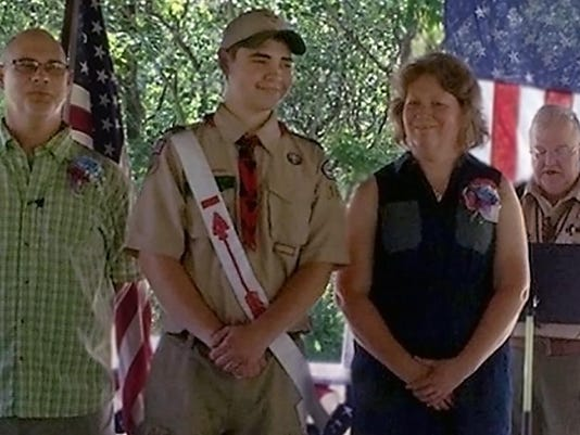graham welch eagle scout