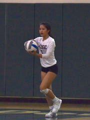 Ridge's Rachel Tam is the Courier News Girls Volleyball Player of the Year.