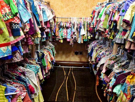 The Matilda Jane consignment sale will return this March at the Cool Springs Embassy Suites.