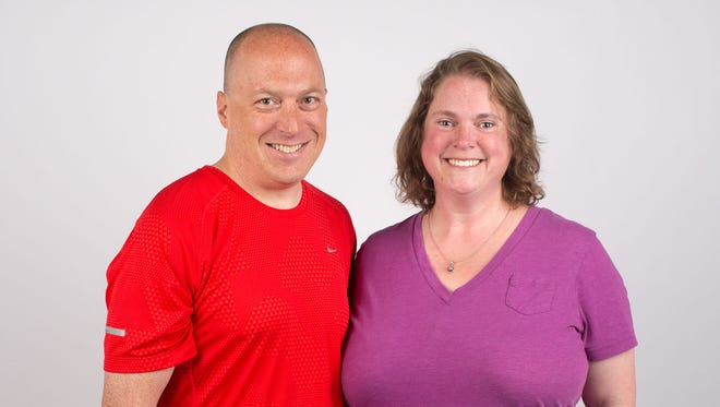 Team House of Chaos: Karl and Amy Olson