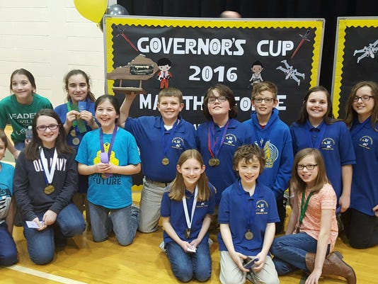 YES Gov. Cup Team