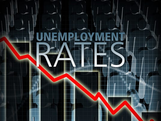 Presto graphic Unemployment Rates