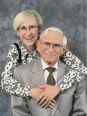 Mr. and Mrs. David Homyk