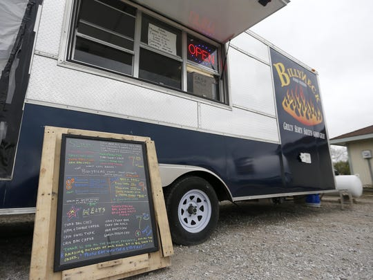Love food that comes from a truck? Then swing by Battlefield