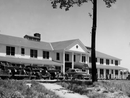 The Guest House, later known as The Alexander Inn,