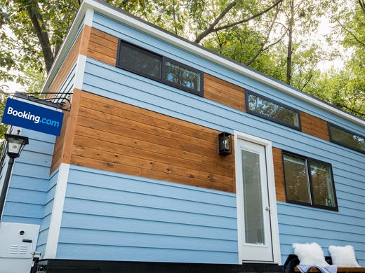 Comedian Kevin Hart Has Curated A Tiny House That Will