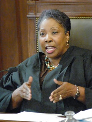 Hinds County Circuit Judge Tomie T. Green