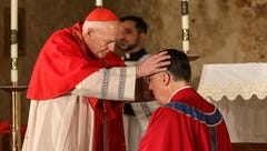 Cardinal Theodore McCarrick alleged to have sexually abused minor 47 years ago