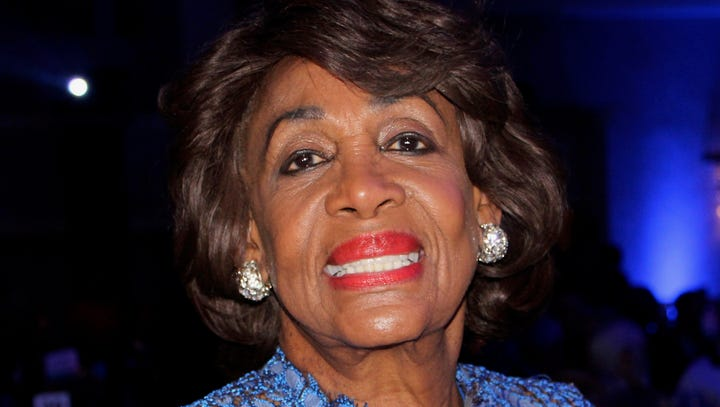 Congresswoman Maxine Waters, in Palm Springs, to LGBTQ Americans: Reclaim your time