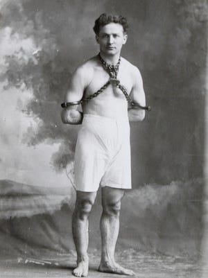 Harry Houdini, who spent part of his childhood in Appleton, died on Halloween in 1926.
