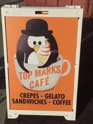 Top Marks Cafe opens in Scottsdale.