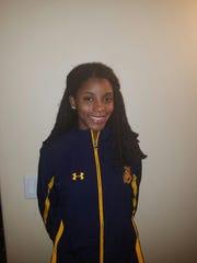 Spencerport junior Vanessa Watson