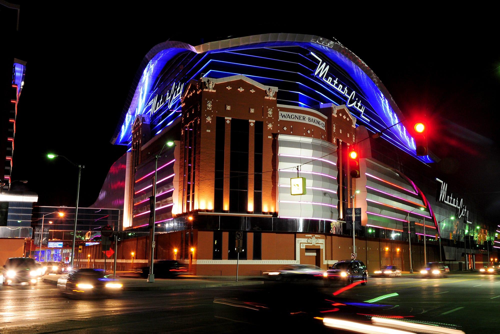 Detroit mgm casino poker is gambling