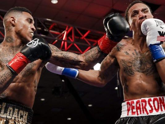 Chris Pearson vs Justin DeLoach