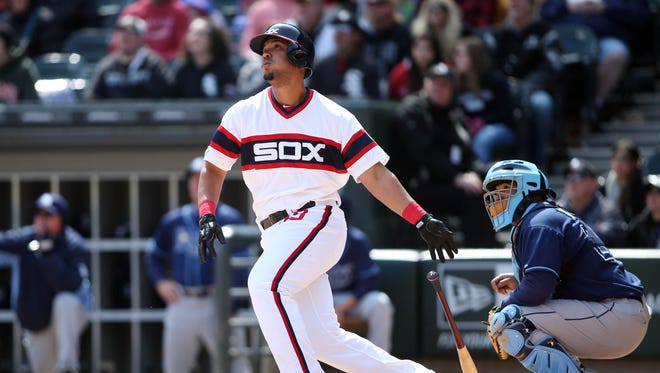 Jose Abreu finished in the league's top five in batting average (.317), on-base percentage (.385), slugging percentage (.565), homers (36) and RBI (107).