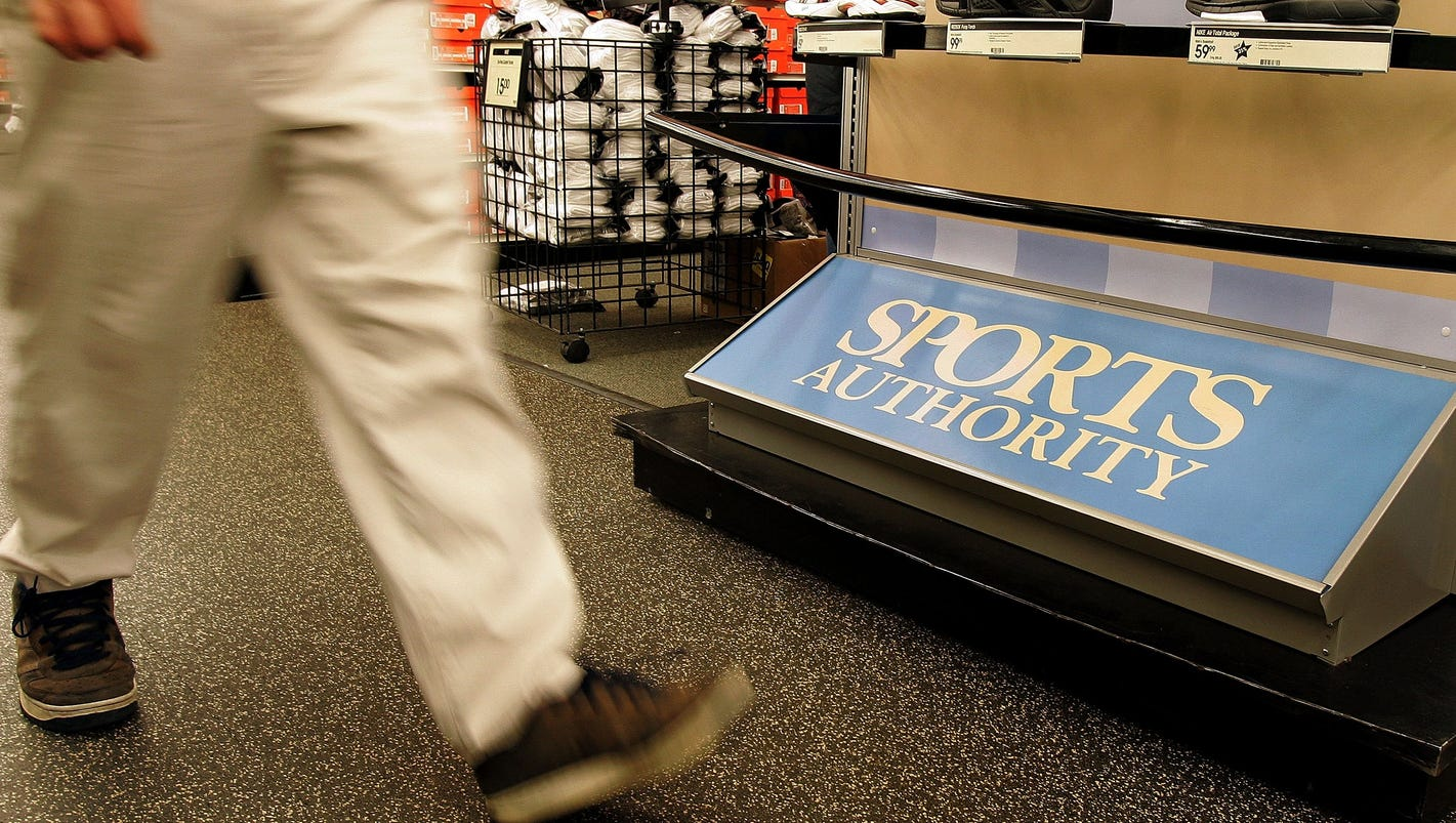 Sports Authority store closure list: Sales to begin