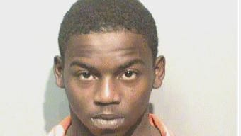 Keith Meco Collins has been charged with first-degree murder for shooting another man on Nov. 7.