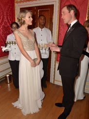 Taylor Swift and Prince William