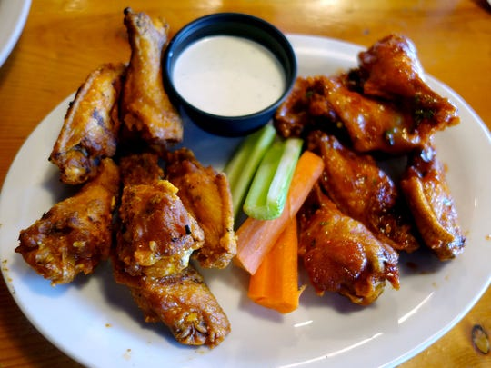 Teakwoods slings some formidable classic wings, but