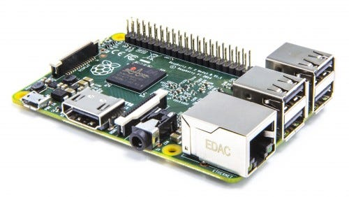Raspberry Pie 2 is the latest iteration of the $35 microprocessor from the British educational foundation.