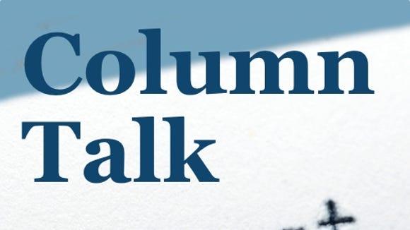 Column Talk podcast