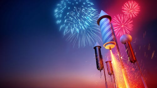 Fireworks are synonymous with our celebration of Independence Day, yet the day can also bring pain, even death.