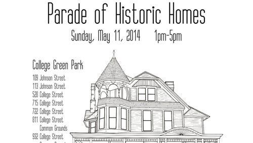 Parade of Historic Homes 2014