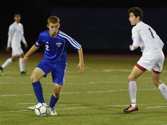 Section 9 Class C boys soccer final: Millbrook v. Seward