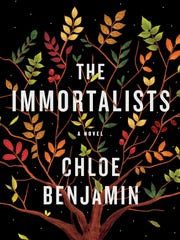 """The Immortalists"" by Chloe Benjamin"