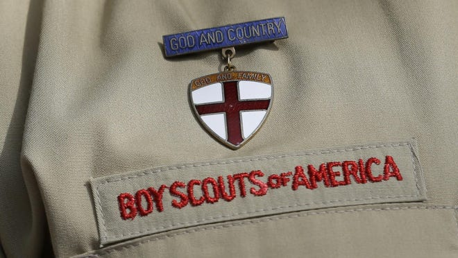 """The Boy Scouts of America says it is exploring """"all options"""" to address serious financial challenges, but is declining to confirm or deny a report that it may seek bankruptcy protection in the face of declining membership and sex-abuse litigation."""