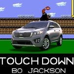 Bo knows commercials: Bo Jackson stars in Kia Tecmo ad