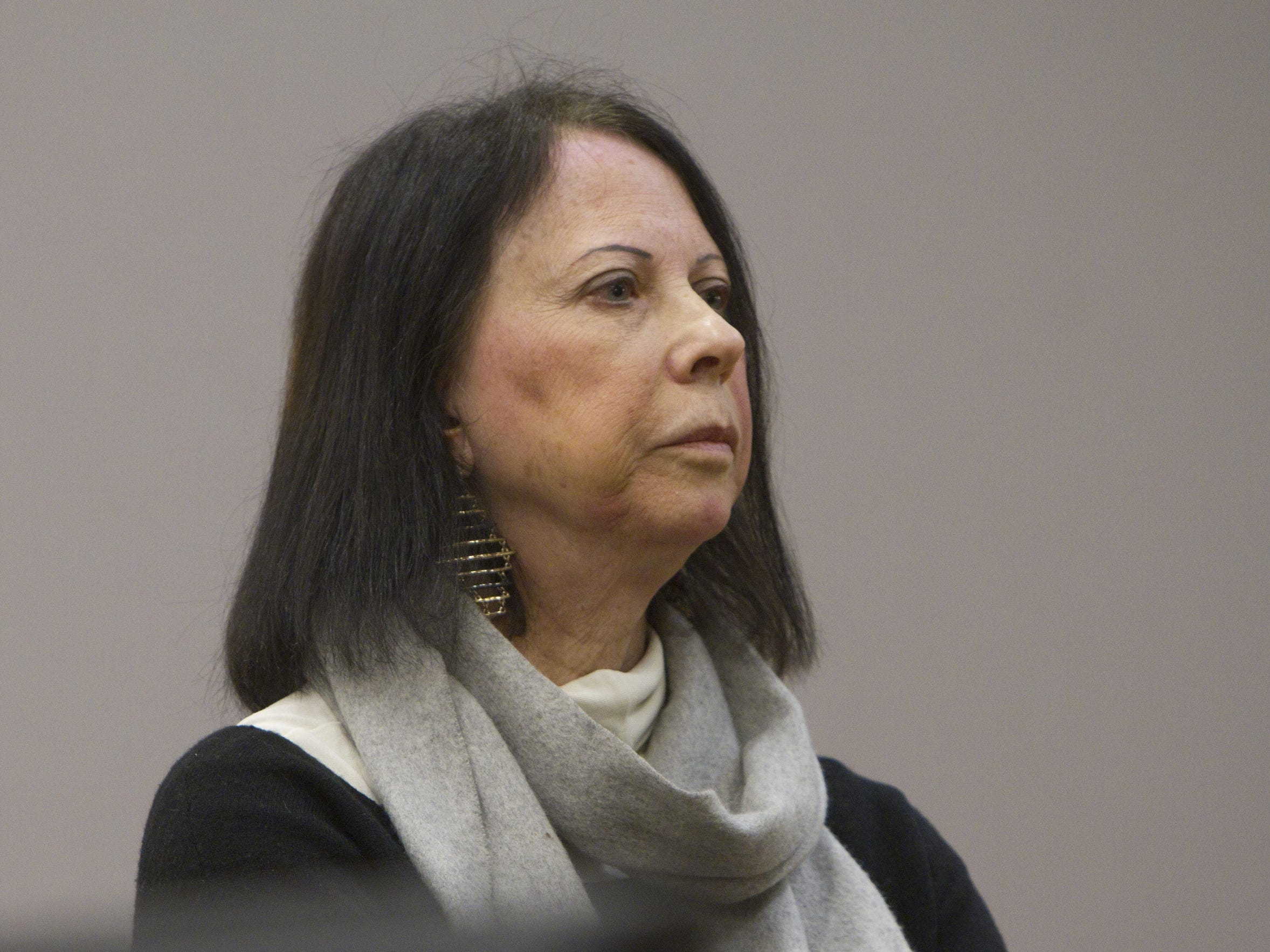 Attorney Barbara Lieberman in Superior Court in Atlantic