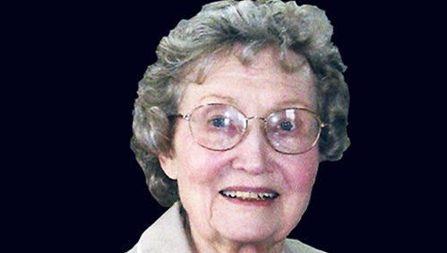 Alice Conner 92nd Birthday