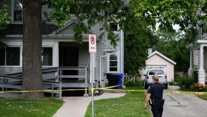 A 24-year-old Green Bay man died after a house fire in the 500 block of North Division Street in Appleton on June 22.