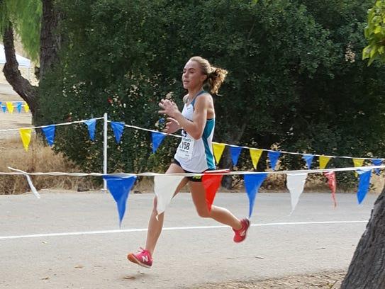 Malibu's Claudia Lane won the girls individual title