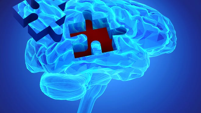 Early onset Alzheimer's disease is becoming more common.