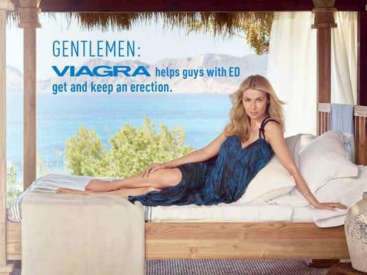 Viagra Women in Ads
