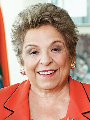 Former U.S. Secretary of Health and Human Services Donna E. Shalala will speak at York College's graduation.