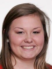 Washington & Jefferson lacrosse player Katelynn Linthicum (York Catholic)
