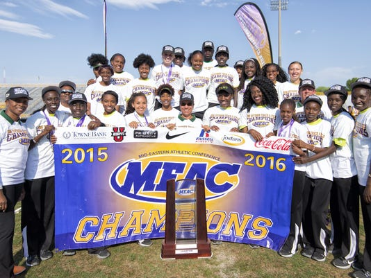 2016 MEAC Outdoor Track & Field