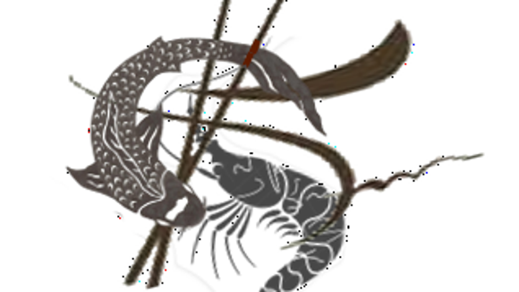 The logo of Fusion Seafood, a new restaurant opening
